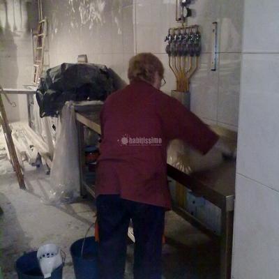 Servicio Doméstico, Licencias Apertura, Limpieza Comunidades