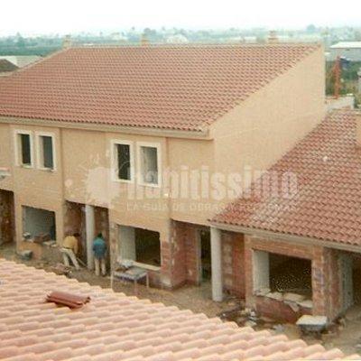 Construcción Casas, Tejados Goteras, Constructores