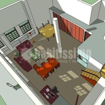Interioristas, Construcción, Técnicos