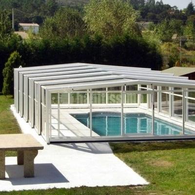 Cubiertas para piscinas Cubripiscinas.