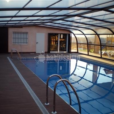 Cubierta piscina - Cubripiscinas