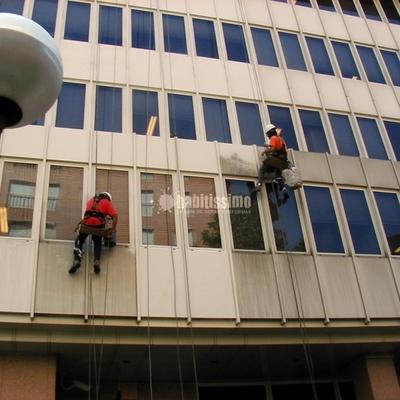 Rehabilitación Fachadas, Construcciones Reformas, Trabajos Verticales