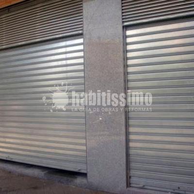 Puertas Garaje, Carpintería Metálica, Obras Menores