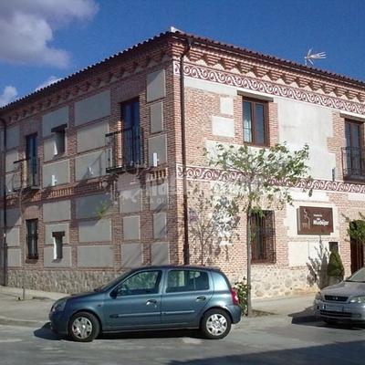 Alicia bermejo pose arquitecto vila - Arquitectos en avila ...