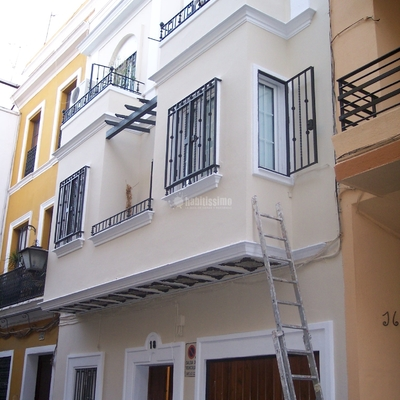 Impermeabilizaciones, Pintado Fachadas, Rehabilitación Edificios