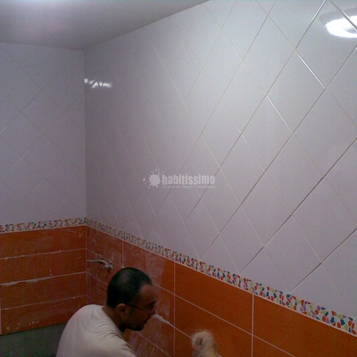 Construcción Casas, Carpintería Aluminio, Albañilería