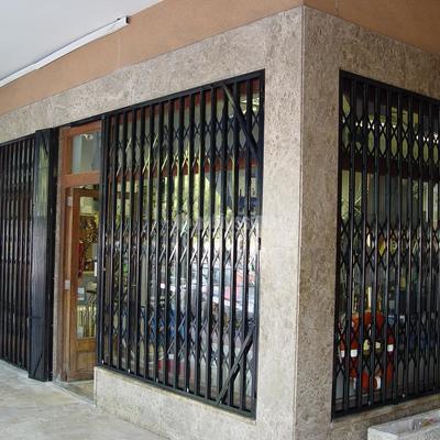 Toldos, Puertas Garaje, Acero Inoxidable