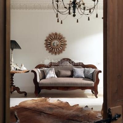 Cortinas, alfombras, sofás