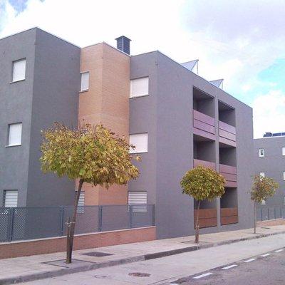 108 viviendas en Cáceres capital conjunto Ares