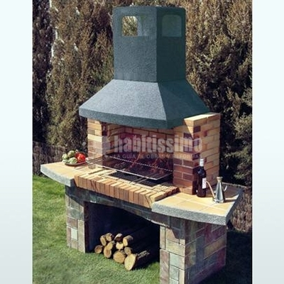 Chimeneas, Acero Inoxidable, Barbacoas Obra