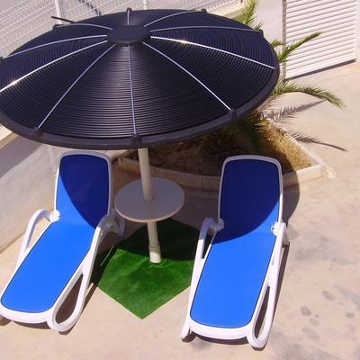 Climatizacion de piscinas