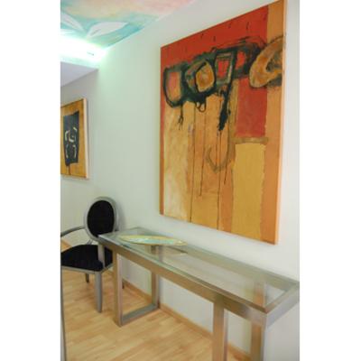 Nuestro Showroom, zona de entrada