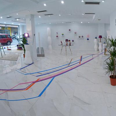 Showroom MAY ARRATIA en Logroño