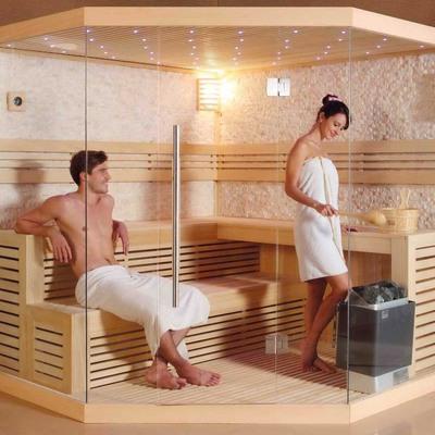Sauna seca premium modelo AX-004A