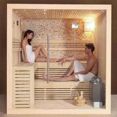 Sauna seca premium modelo AX-005A