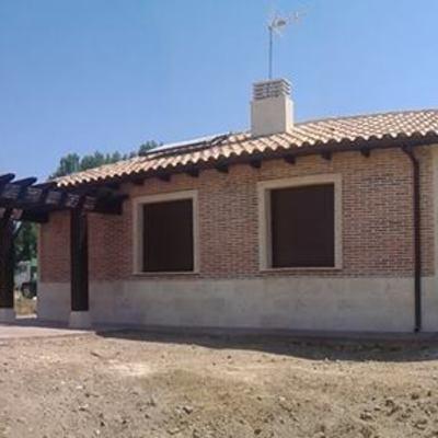 chalet unifamiliar de planta baja (Grijota) Palencia