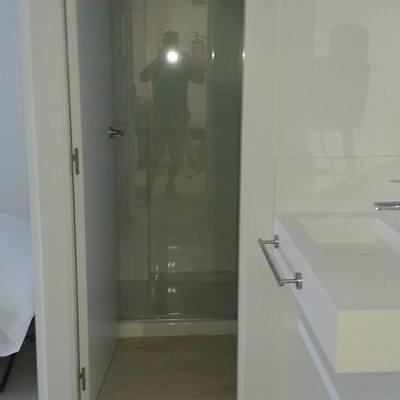 Baño de residencia