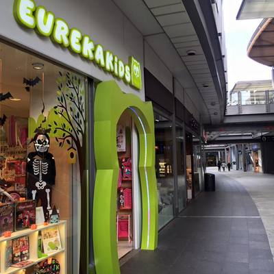 Tienda Eurekakids CC Splau Barcelona