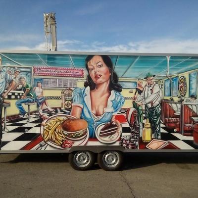 mural caravana