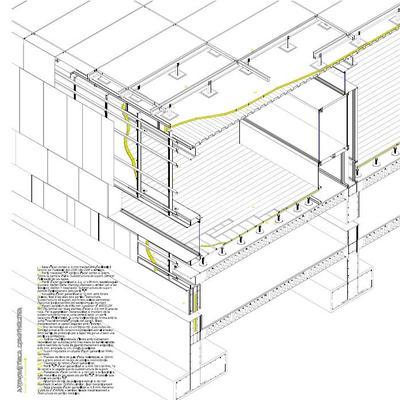 Arquitectos, Decoradores, Cédulas