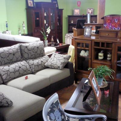 Muebles, Decoración, Sofás