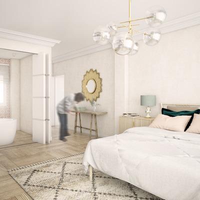 Dormitorio proyecto Carmen