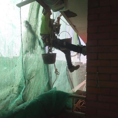 Reparar canto balcon Barcelona