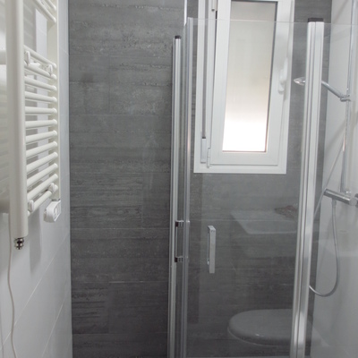 Reforma de baños y cocina Jose Saramago 17, Sevilla