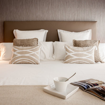 Dormitorios cálidos y acogedores