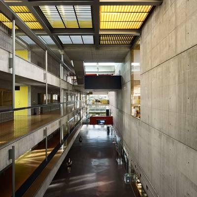 Reforma de lucernarios para la Facultad de Económicas de la UMU