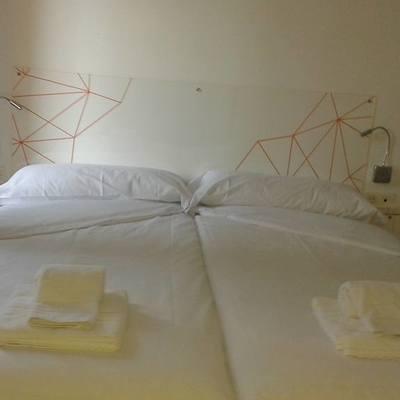 Habitación en hostal