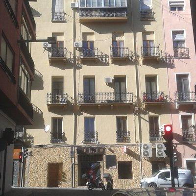 Rehabilitación de fachada estado acabado