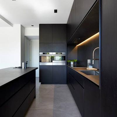 mobiliario cocina lacada