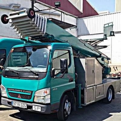 Camión - Elevador