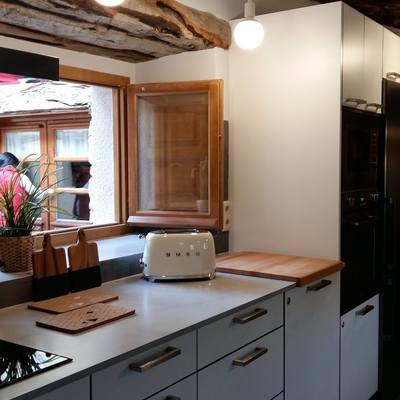 Cocina Rustica Segovia