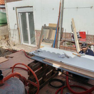 Extensión y reforma de pequeño apartamento en terraza