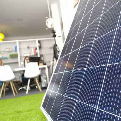 Panel solar de Tecmusolar