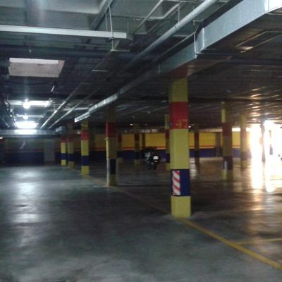 limpieza garaje