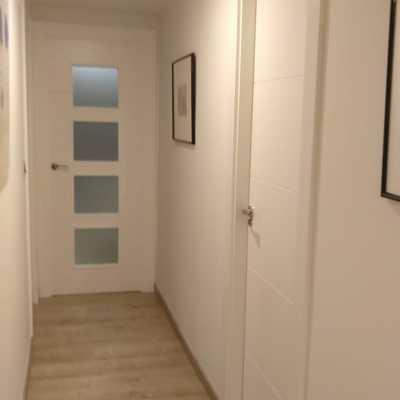 Vista 2 pasillo reformado