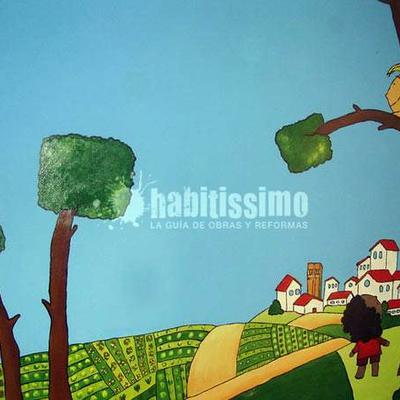 Decoradores, Murales Infantiles, Murales