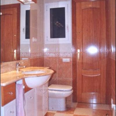 baño todo reformado