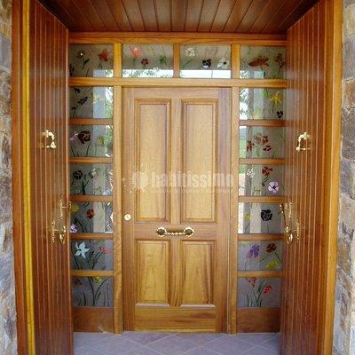 Carpintería madera, carpinteros, cerramientos
