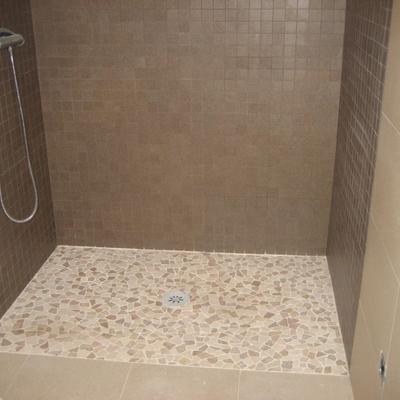 Reforma en plato de ducha