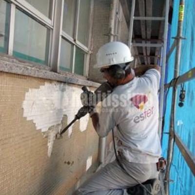 Rehabilitación Fachadas, Reformas Locales Comerciales, Construcciones Reformas