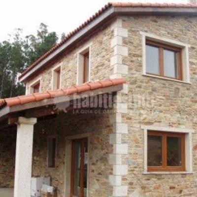 Construcción vivienda rúsitca coruña