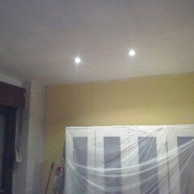 Techo  pared insonorizado y termico de pladur
