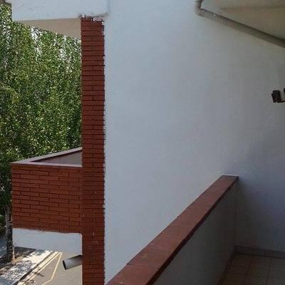 Balnqueado de fachada