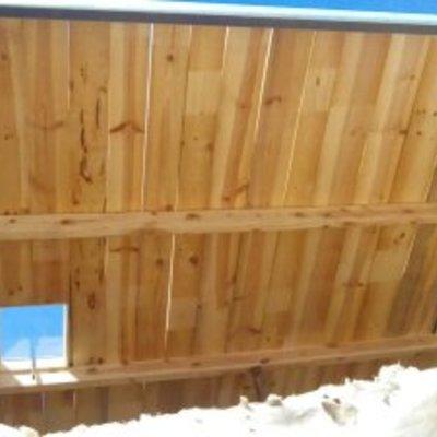 Cerramiento de tejado