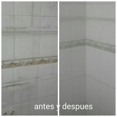 limpieza azulejos de cocina