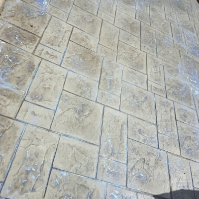 Pavimento de hormigon impreso tarragona for Pavimento de hormigon tarragona